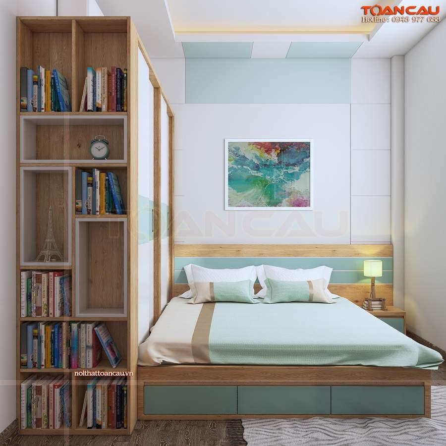 Thiết kế nội thất phòng ngủ 15m2 những không gian tiện ích