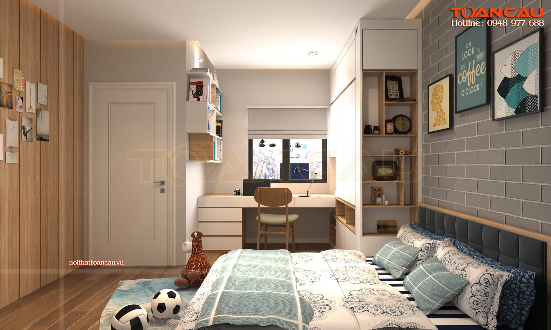 Cách sắp xếp đồ đạc trong phòng ngủ nhỏ đẹp nhất