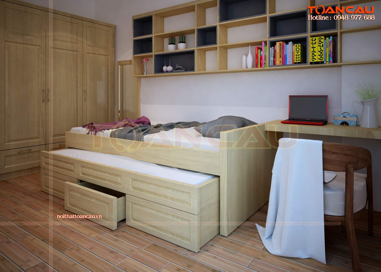 cách bố trí phòng ngủ theo phong thủy tiện lợi