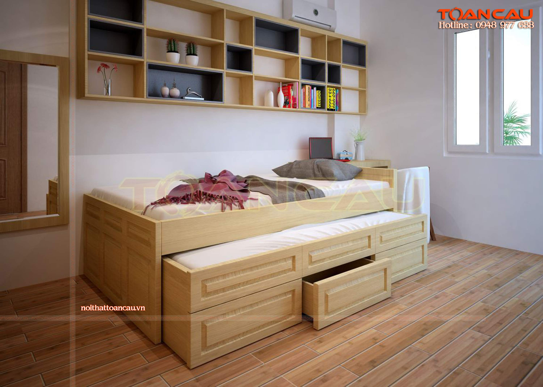 Kiêng kỵ phòng ngủ lớn hơn phòng khách