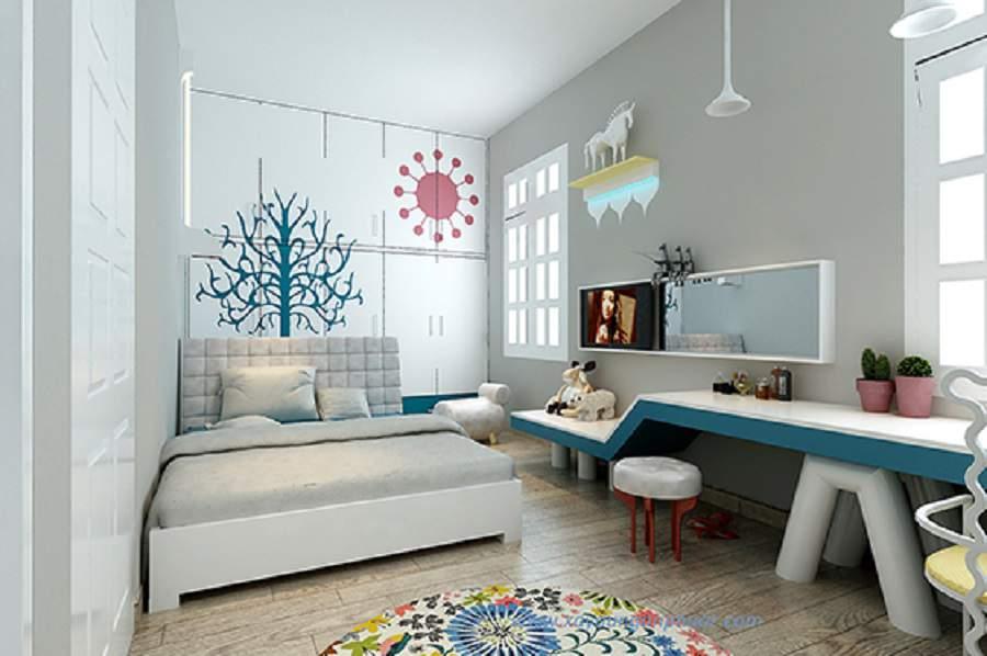 Thiết kế phòng ngủ 10m2 nên tận dụng ánh sáng tự nhiên