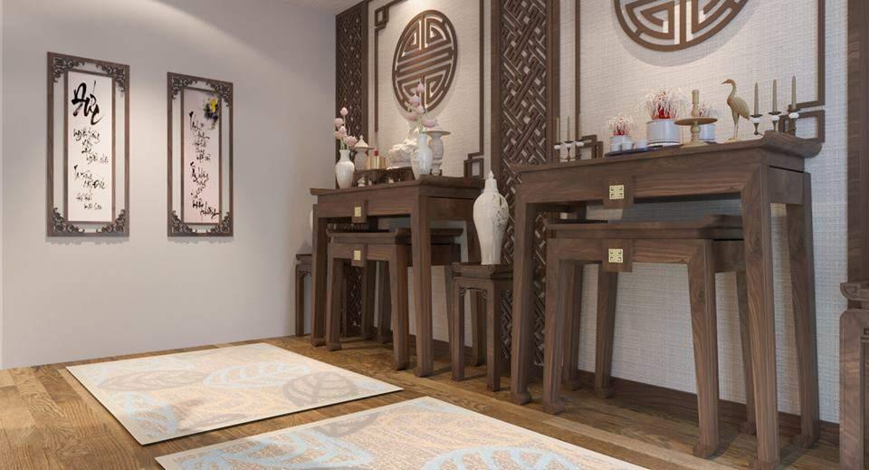 Thiết kế nội thất Vinhome Hải Phòng sắp xếp nội thất được gọn gàng, khoa hoc
