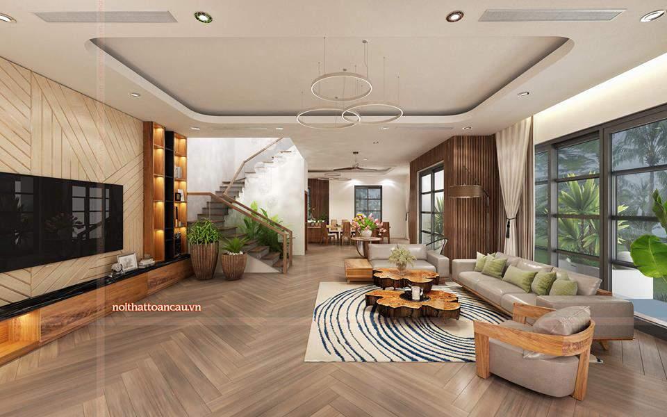 Thiết kế nội thất Vinhome đẹp tại Hải Phòng