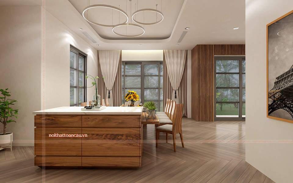 Thiết kế nội thất Vinhome đẹp tại Hải Phòng với nhiều tiện ích
