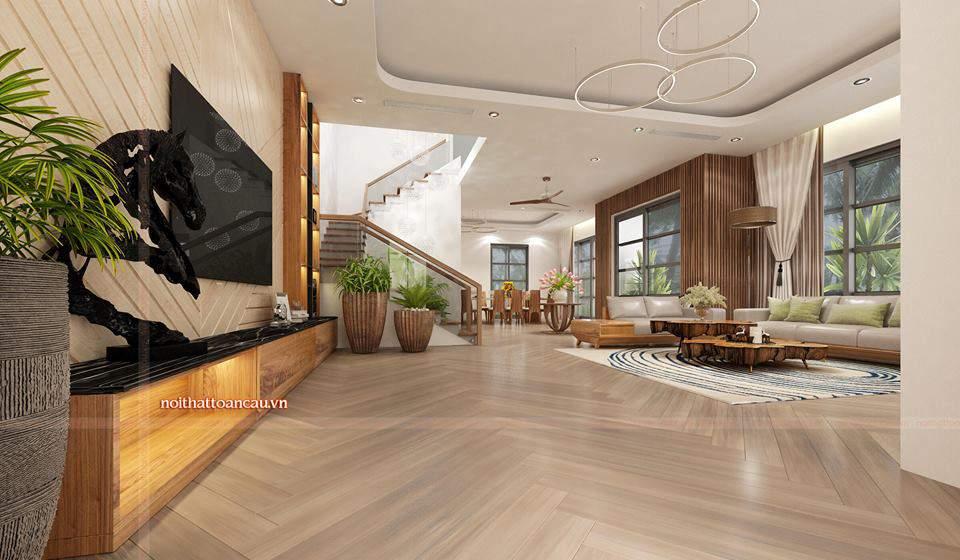 Thiết kế nội thất Vinhome Hải Phòng bài trí khoa học