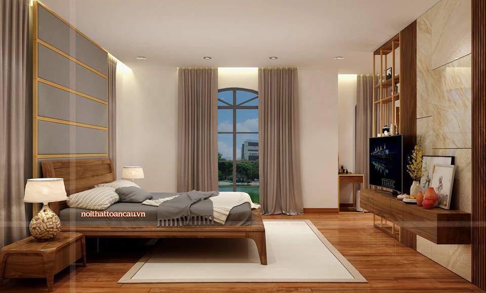 Thiết kế nội thất Vinhome Hải Phòng