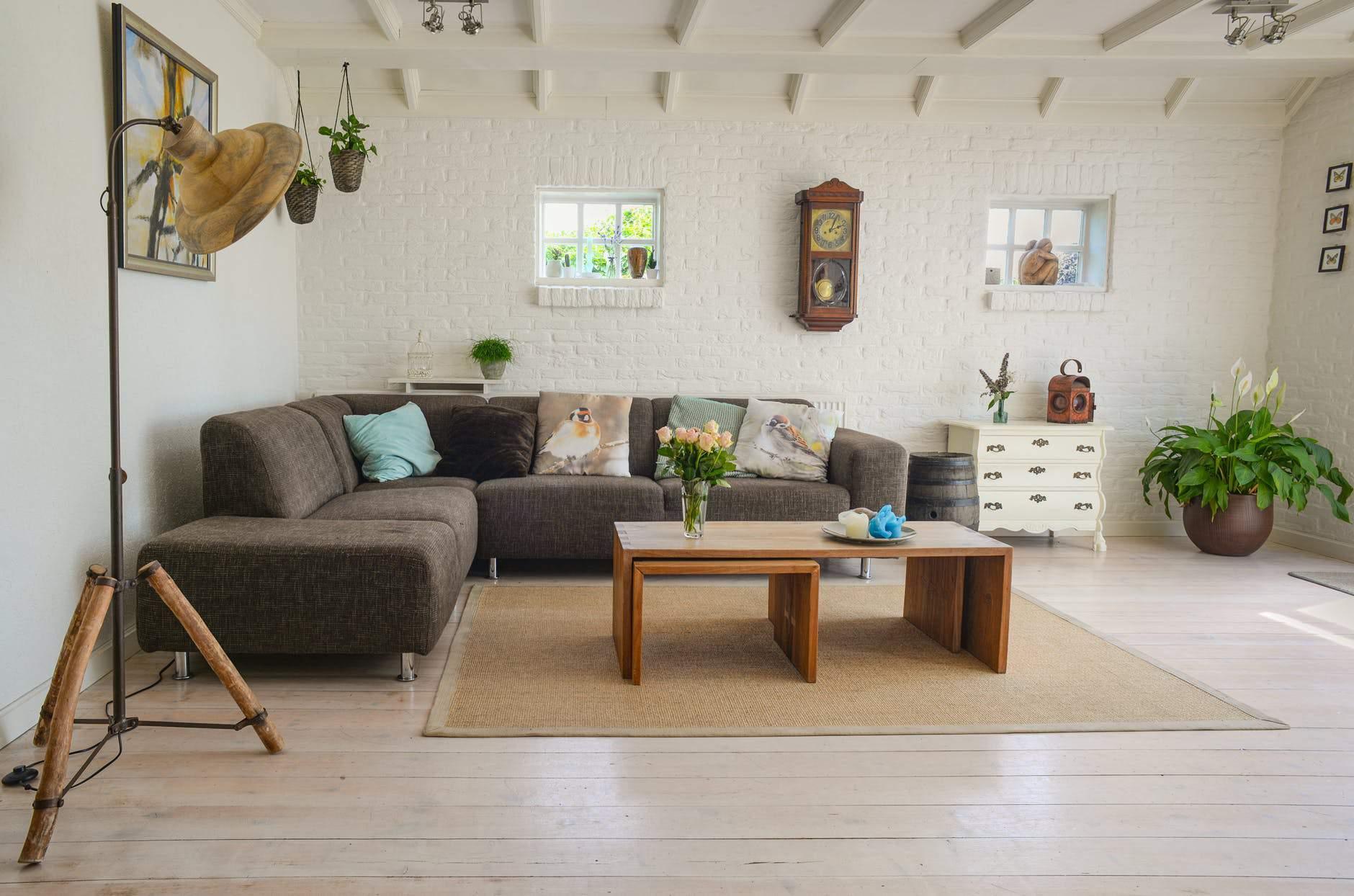 thiết kế phòng khách nhỏ đơn giản