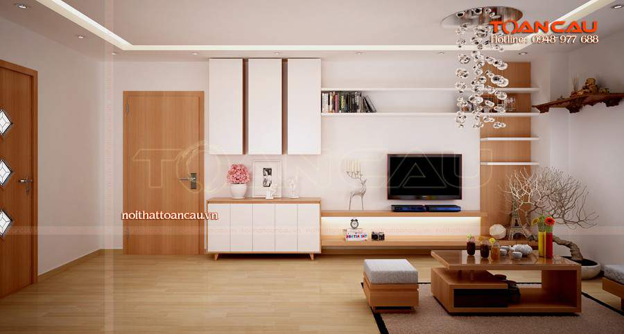 Những món đồ nội thất bằng gỗ sồi