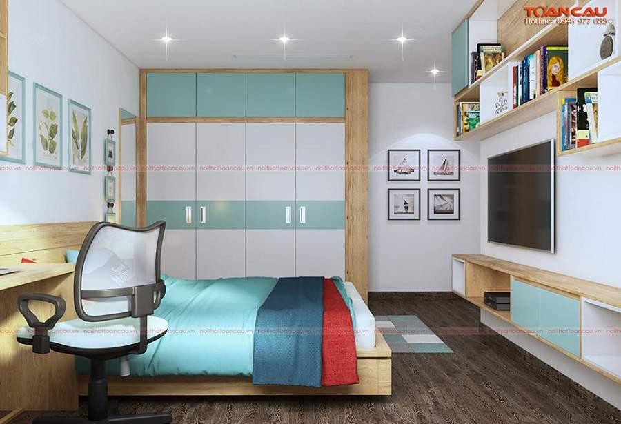 Cách trang trí phòng ngủ cho bé gái đơn giản