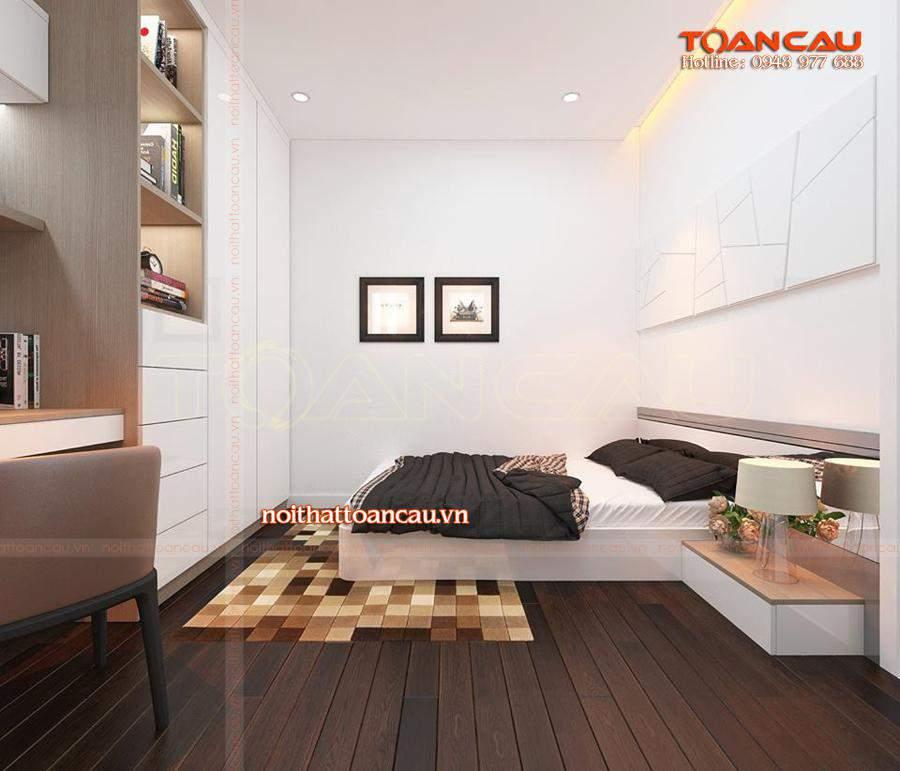 giường gỗ cao cấp