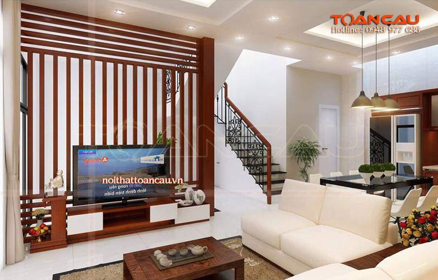 bàn ghế gỗ phòng khách cao cấp