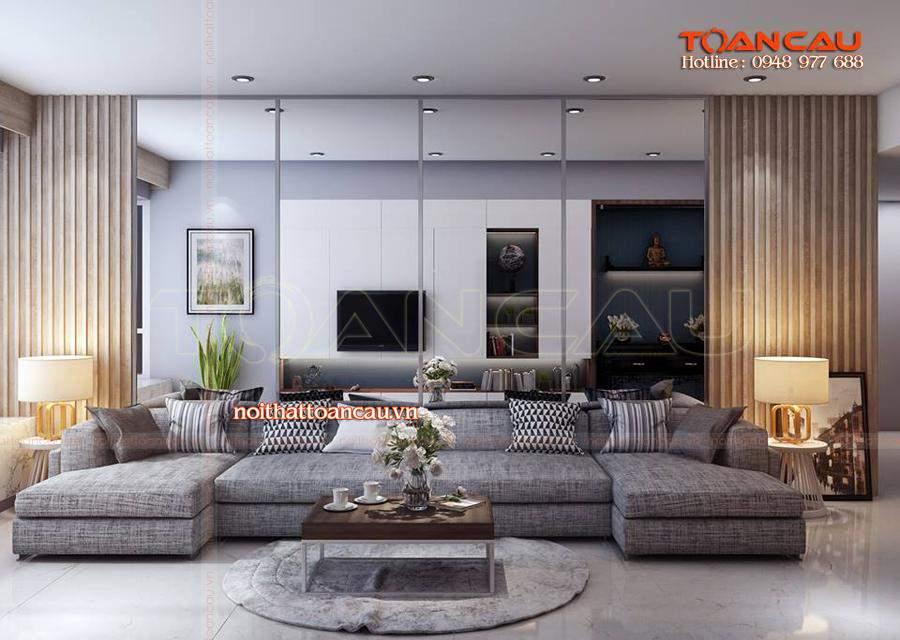 các mẫu sofa phòng khách