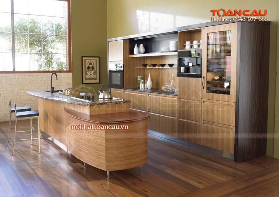 bộ bàn ăn thông minh, tủ bếp mới tại toàn cầu