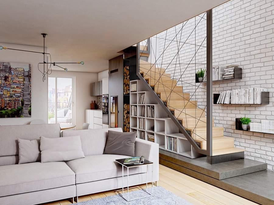mẫu trang trí phòng khách đẹp ưng ý