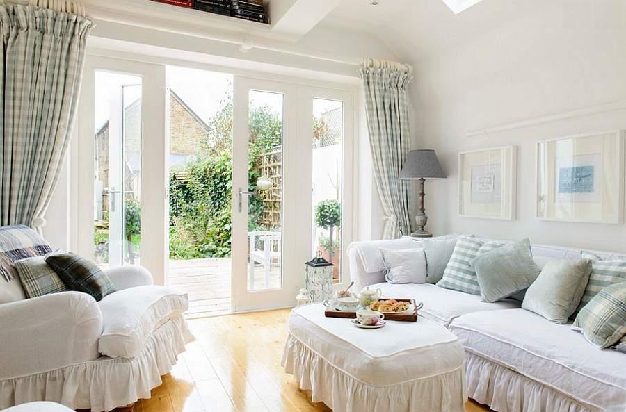 Một căn phòng đẹp đơn giản