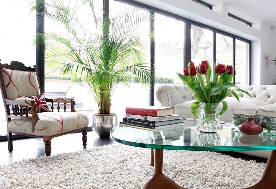 Trang trí phòng khách nhà cấp 4 đơn giản đẹp nhất
