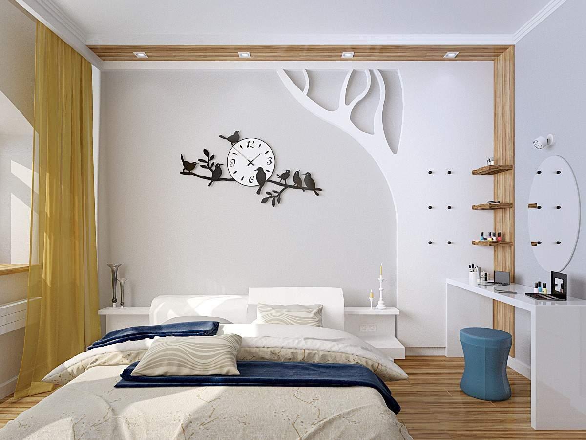 Trang trí phòng ngủ dễ thương đẹp nhất