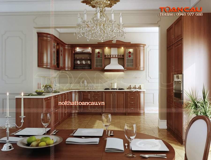 Cách trang trí nhà bếp đơn giản mà đẹp tiện lợi