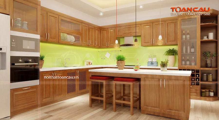 Phong thủy nhà bếp căn hộ chung cư
