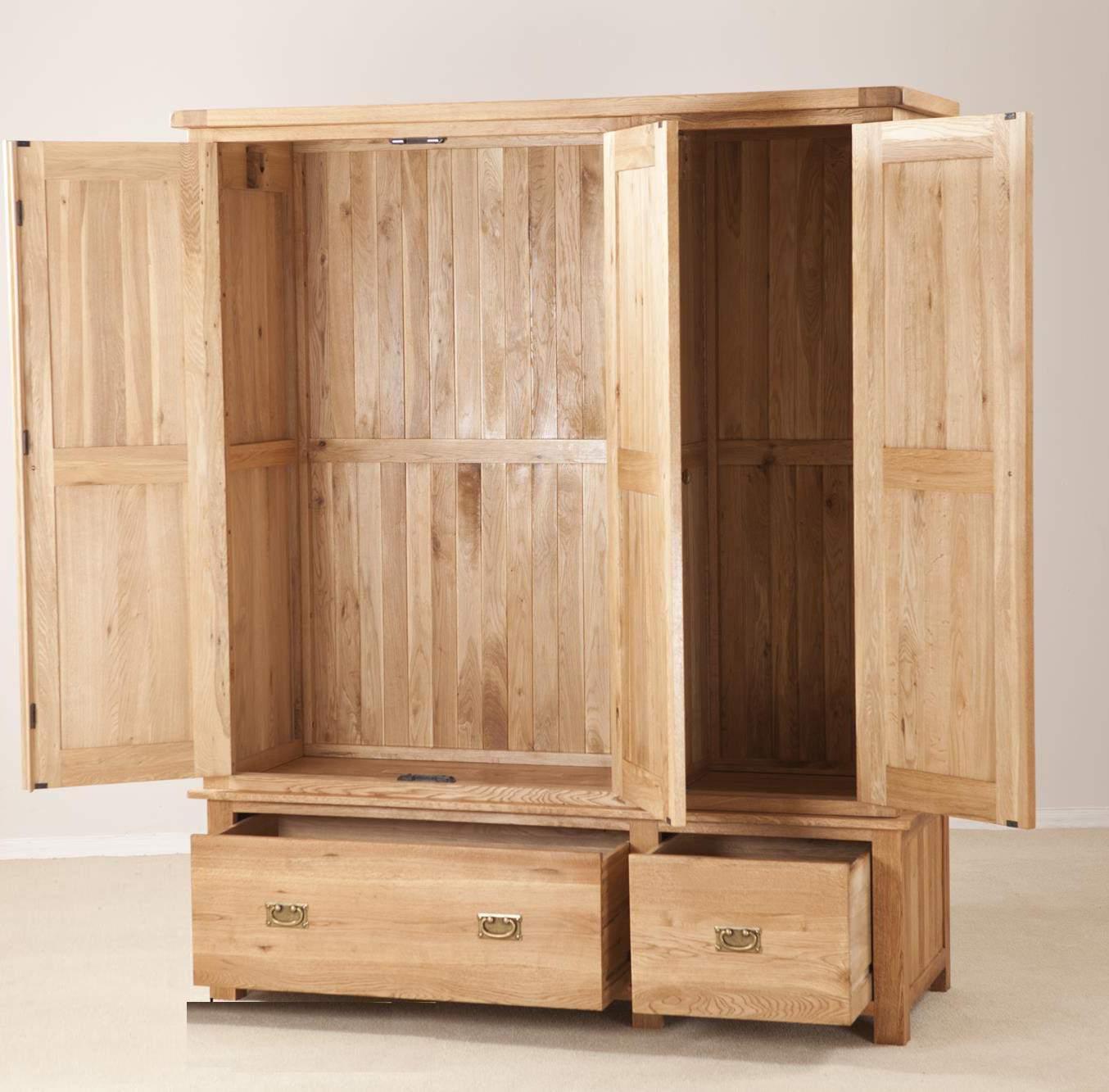 tủ quần áo trẻ em bằng gỗ