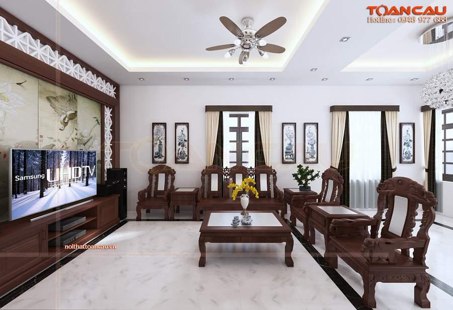 Ý tưởng trang trí phòng khách đẹp