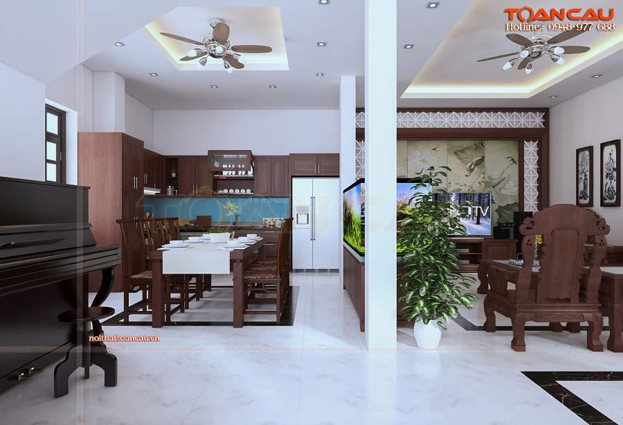 Ý tưởng trang trí phòng khách đẹp hiện đại