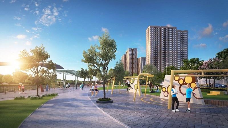 VinCity Sportia Tây Mỗ Đại Mỗ - Trái tim của trung tâm thủ đô mới