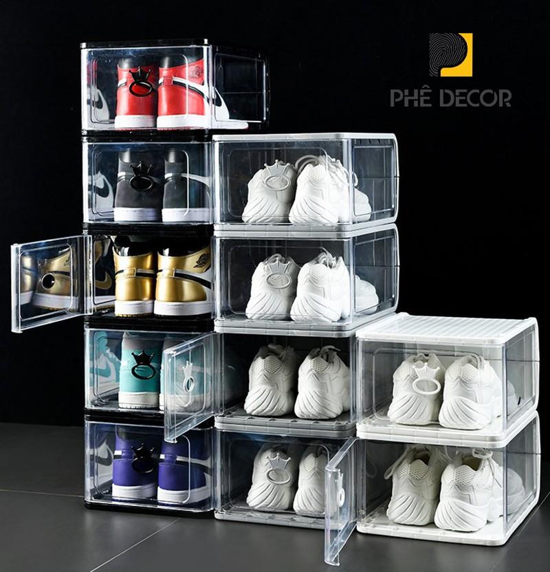Hộp đựng giày thông minh - HD04