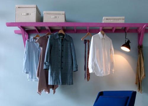 cách tự làm tủ quần áo