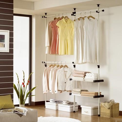 giá để quần áo đa năng