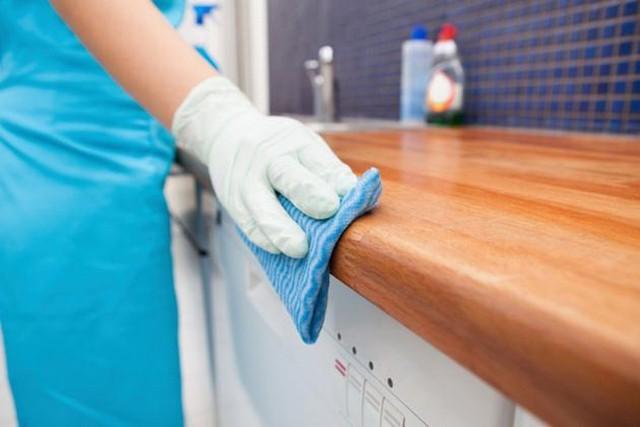 15 mẹo vệ sinh đồ gỗ nội thất sạch và sáng bóng đón Tết 3