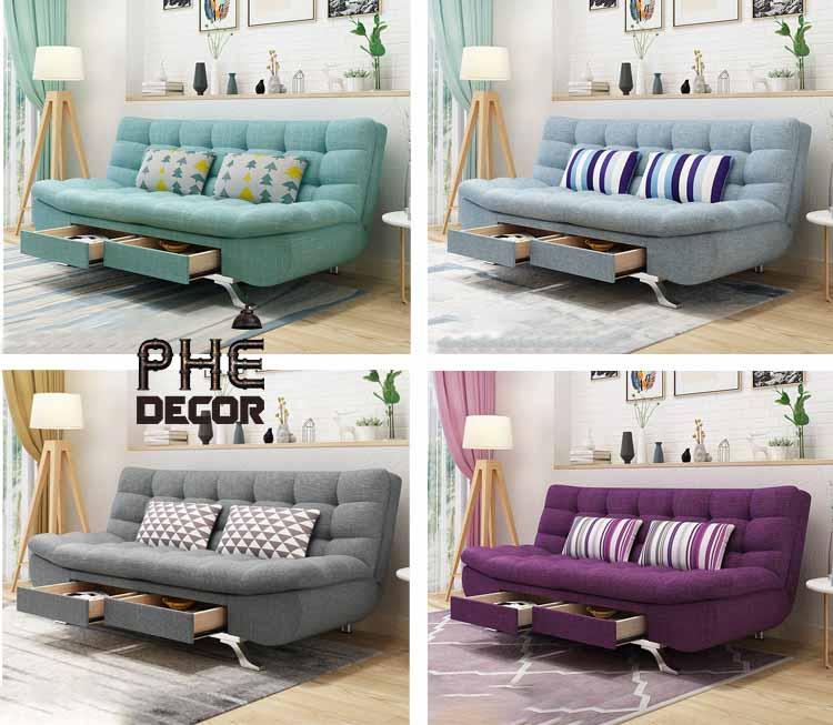 Các mẫu mã sofa giường
