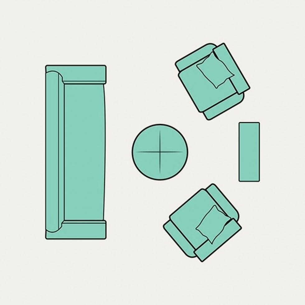 Không gian kiêm phòng ngủ