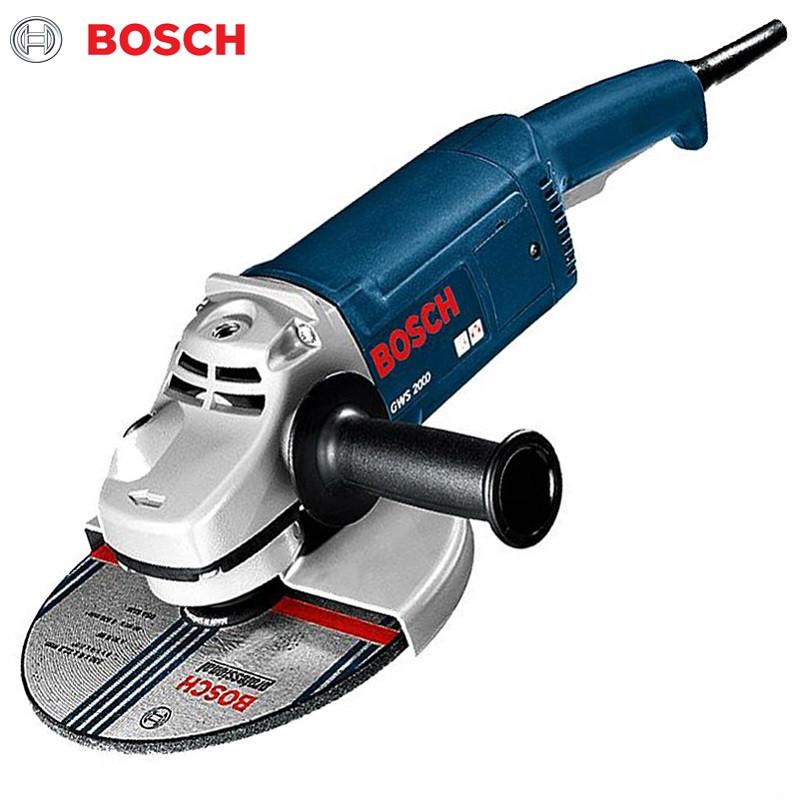 Máy mài BOSCH GWS2000-180 PK (180MM-2000W)