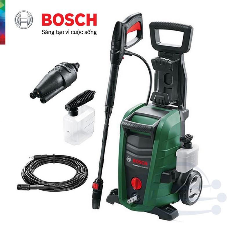 Máy phun xịt rửa xe BOSCH AQT125 (360L/H-1500W)