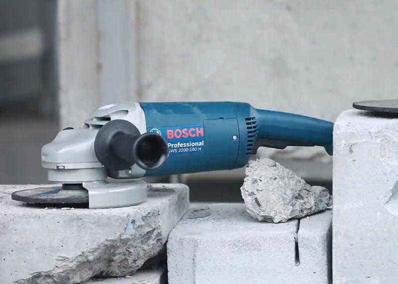 Máy mài góc Bosch GWS 2200 180 Professional