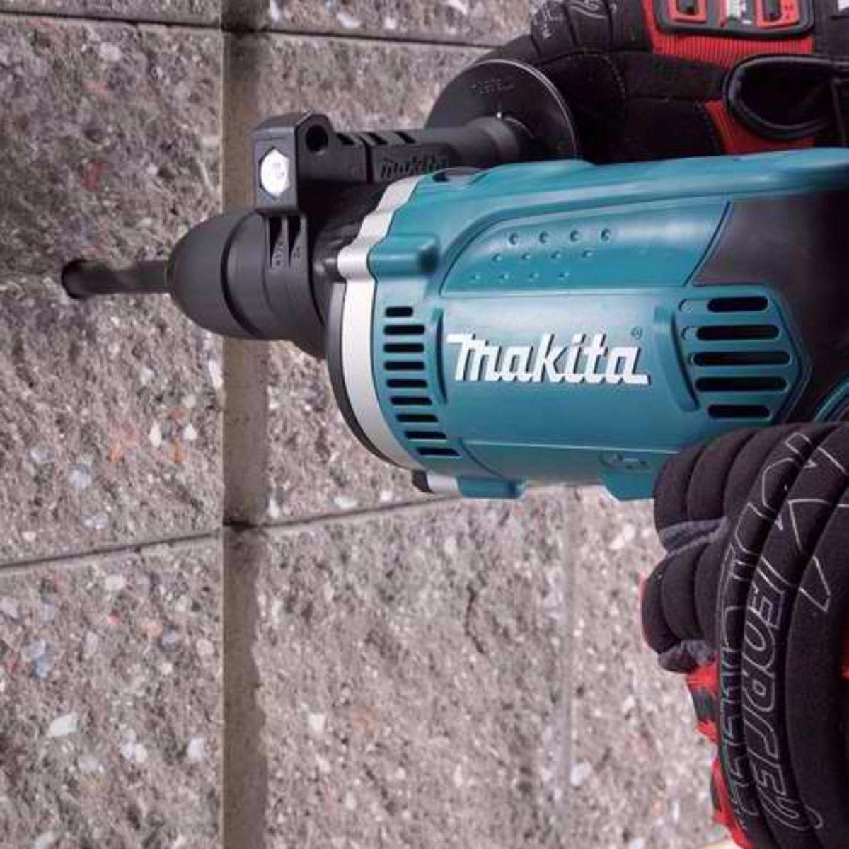 Với máy khoan tốc độ cao Makita HP1630 công việc của bạn sẽ trở nên dễ dàng và nhẹ nhàng hơn bao giờ hết.