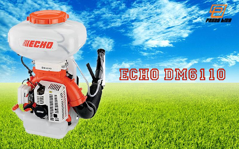 Máy phun thuốc sâu thổi gió 2 thì Echo DM6110