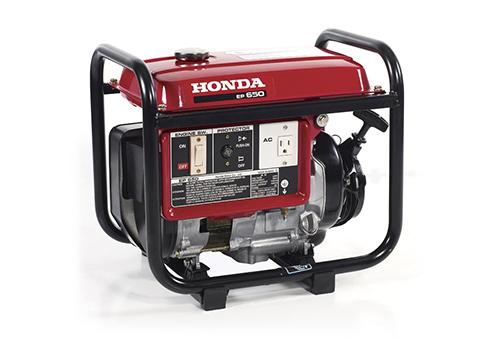 Phát điện chạy xăng HONDA EP650 (0.45/0.55KVA)