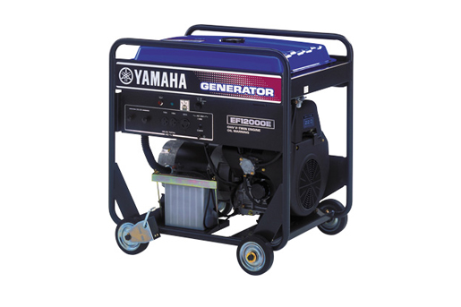 Máy phát điện Yamaha EF12000E (1 pha)