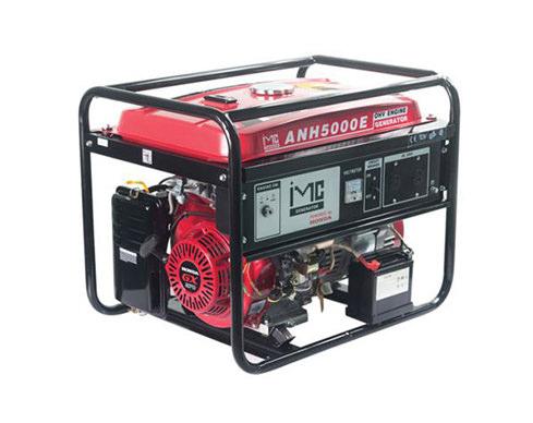 Máy phát điện chạy xăng HONDA ANH5000E (Có đề)