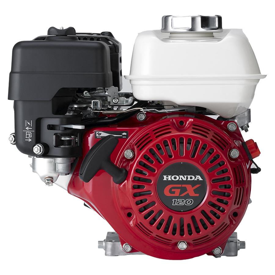 Đầu nổ chạy xăng HONDA GX120T3QH (3.3HP) (Loại lọc gió mút)