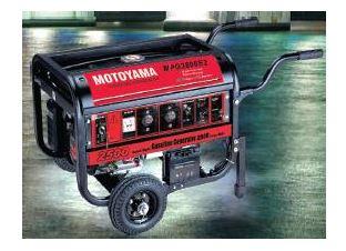 Phát điện chạy xăng MOTOYAMA MPG 3800