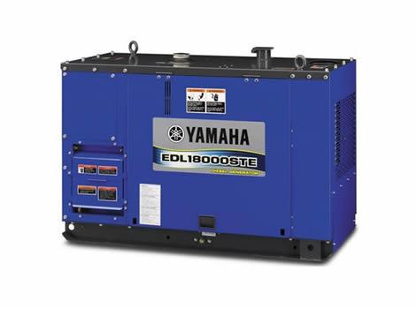 Phát Điện chạy xăng YAMAHA 18000STE (3pha)