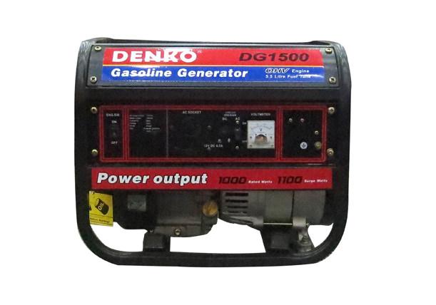 Máy Phát điện mini chạy xăng DENKO DG1500