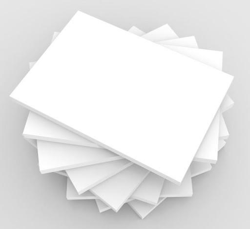 Tấm Nhựa PVC Foam Pima Cao Cấp Màu Trắng