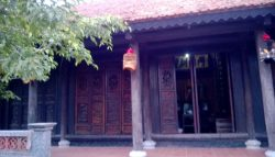 Nhà gỗ cổ truyền Việt Nam