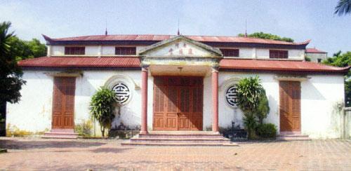Mộ và nhà thờ họ Trần tại Bắc Ninh được xếp hạng di tích Quốc gia