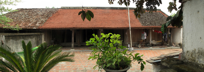 Nhà gỗ cổ xứ Thanh