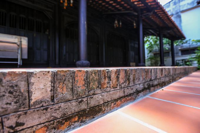 Nhà gỗ cổ Sài Gòn